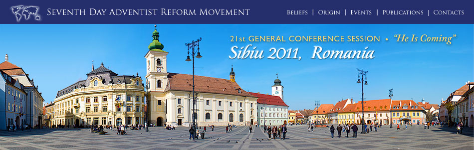 21st General Conference in Sibiu, Romania 2011